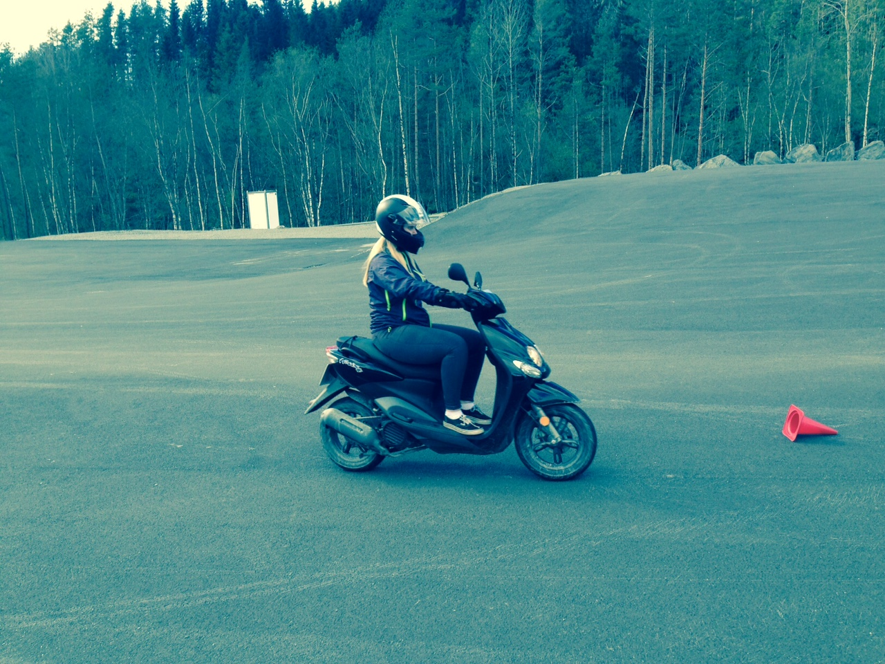 Mopedopplæring